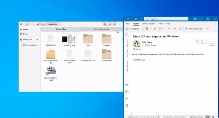 Linux sigue abriéndose paso en Windows: llega la interfaz gráfica