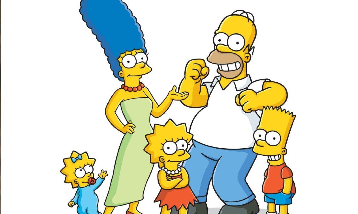 Los Simpson COVID-19