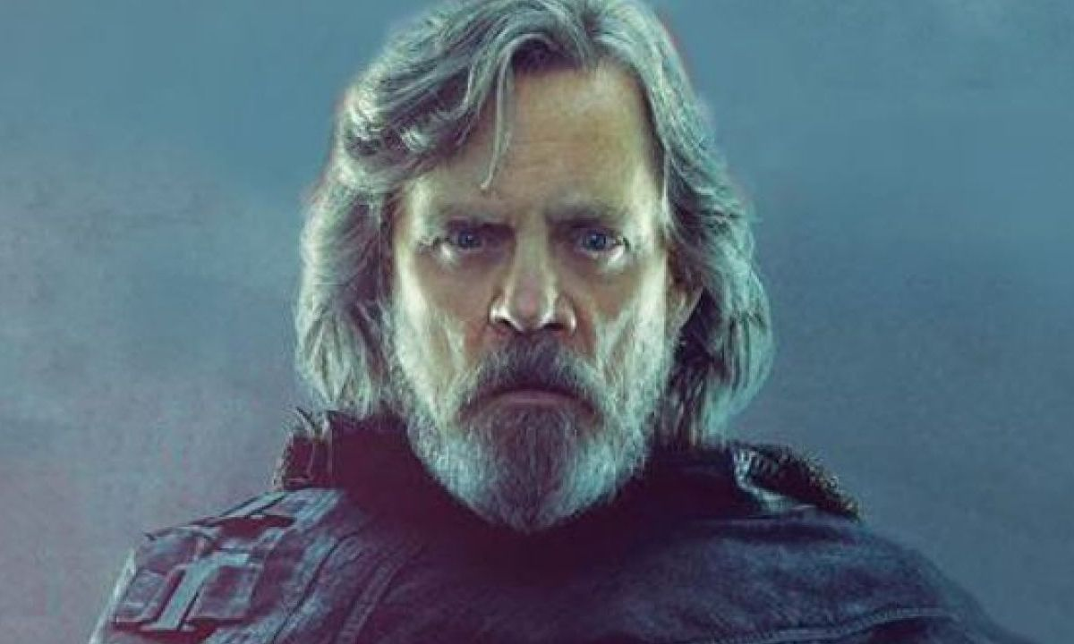 Mark Hamill The Last Jedi