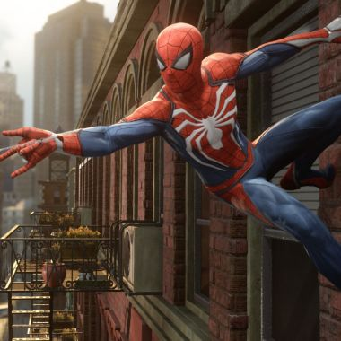 Marvel's Spider-Man PlayStation Plus