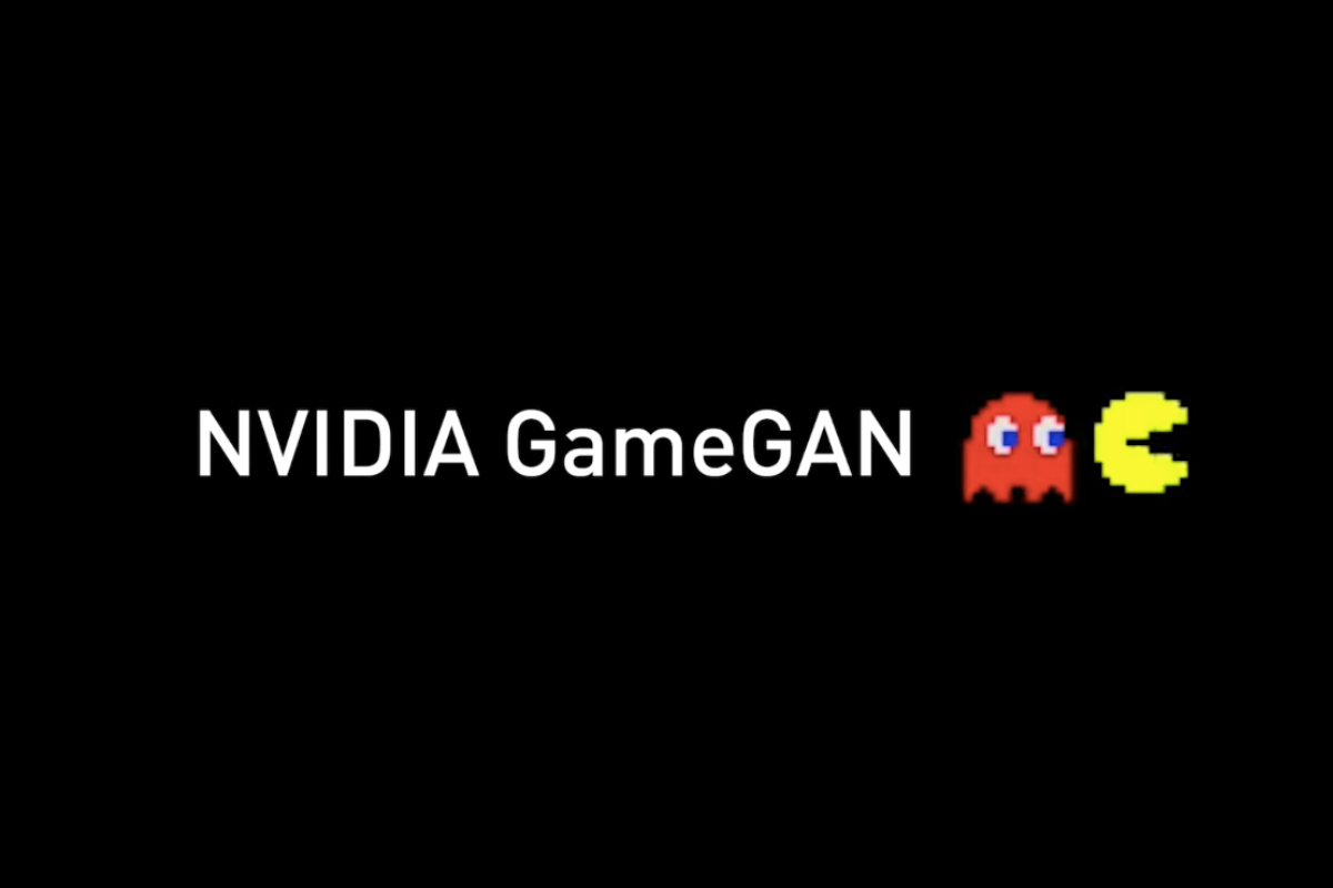 Pac-Man NVIDIA GameGAN