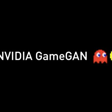 Pac-Man NVIDIA GameGAN