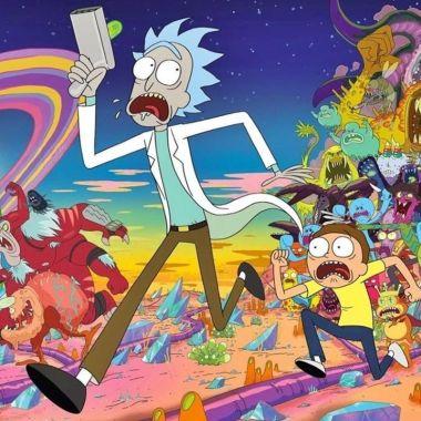 Rick Morty