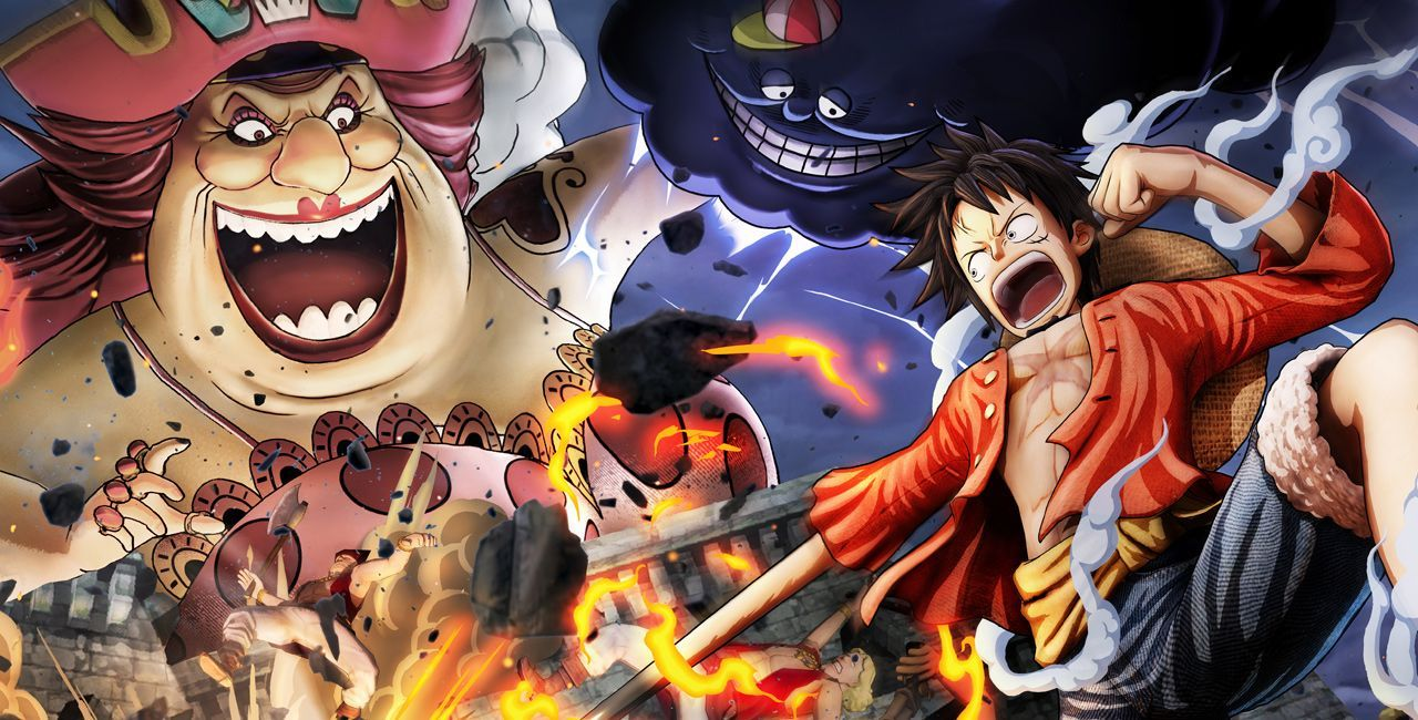 Imagen de One Piece Pirate Warrior 4