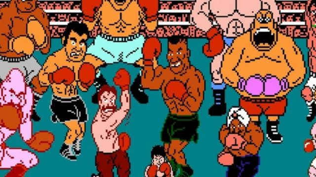 punch out mike tyson