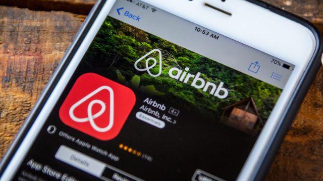 Airbnb pandemia Problemas financieros