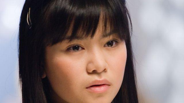 Cho Chang Katie Leung J. K. Rowling