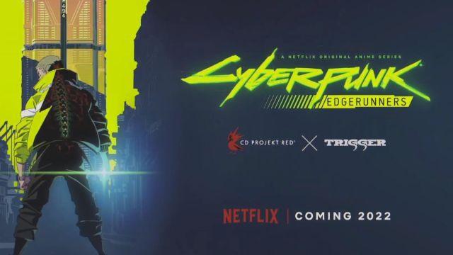 Cyberpunk Edgerunners Anime Netflix