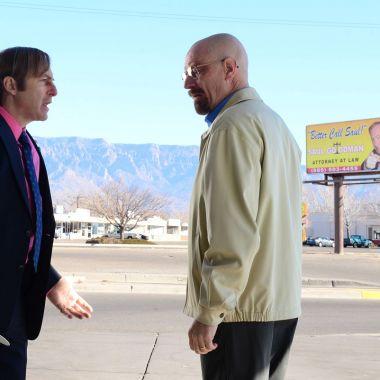 Docuserie Breaking Bad Better Call Saul