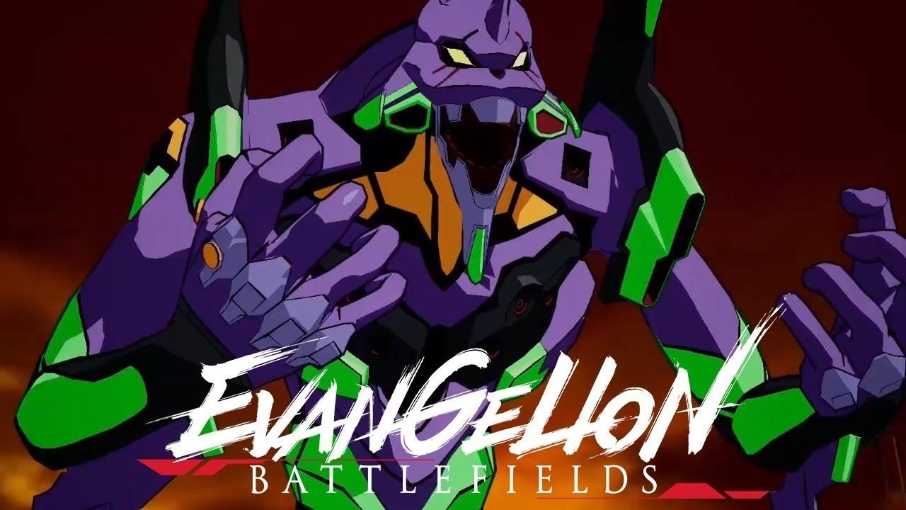 Evangelion Battlefields Nueva Piloto