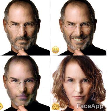 FaceApp Steve Jobs Vulnerabilidad Datos Políticas Privacidad