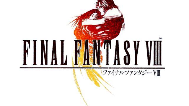 Logo Squall y Rinoa, Final Fantasy VIII, reseña de un juego sobrevalorado