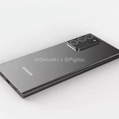 Galaxy Note 20 filtración