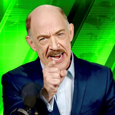 J. K. Simmons J.J. Jameson Spiderman