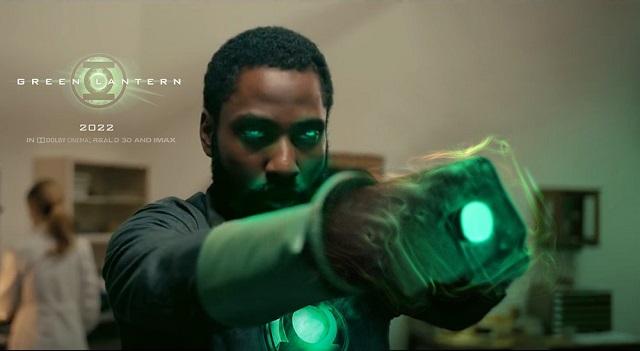 John David Washington Green Lantern John Stewart