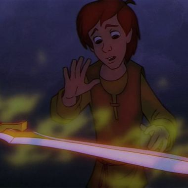 Live-action The Black Cauldron