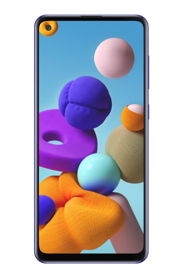 Samsung Galaxy A21s Especificaciones Precio México