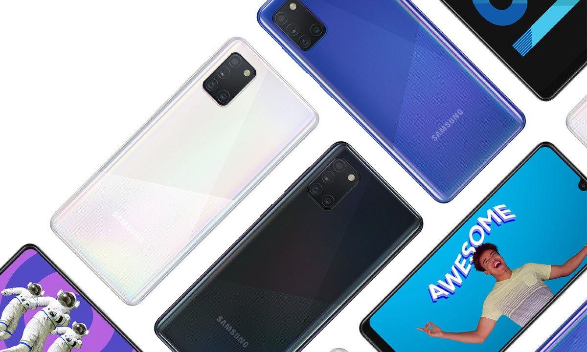 Samsung Galaxy A31 A21s A11 Especificaciones Precio México