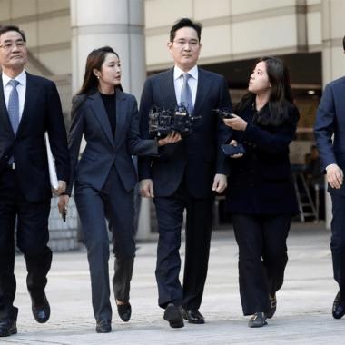 Samsung, Lee Jae Yong