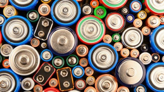 Baterías Eléctricas Litio Semarnat México