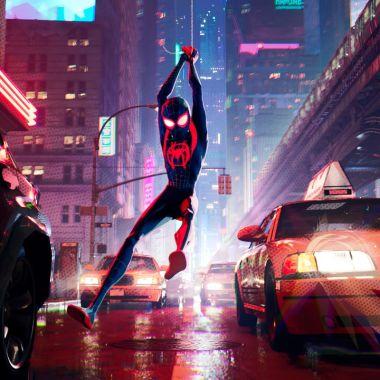 Spider-man Into the Spiderverse 2 Inició Producción