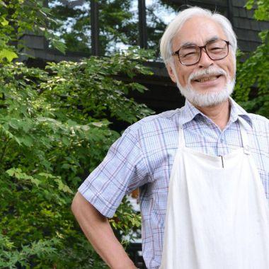 Studio Ghibli Hayao Miyasaki Hollywood Katana