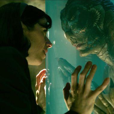 The Shape of Water Guillermo del Toro Demanda
