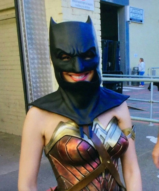 Wonder Woman Batman