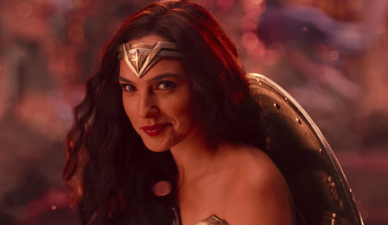 Wonder Woman Gal Gadot Máscara Batman
