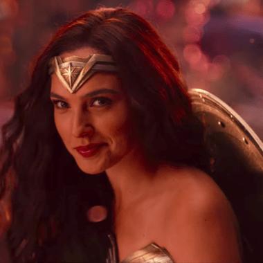 Wonder Woman Gal Gadot Máscara Batman