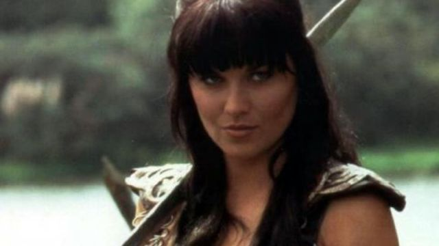 Xena Princesa Guerrera Mortal Kombat 11 Aftermath