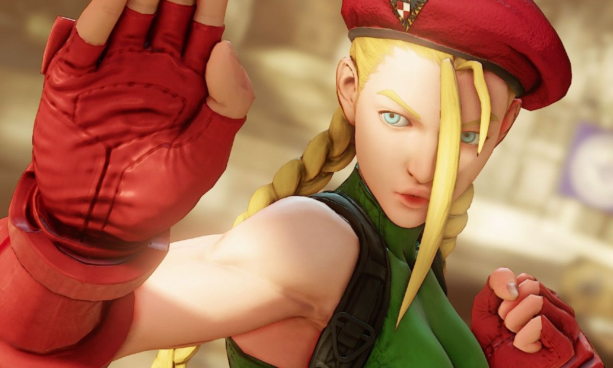 Cosplay Cammy Street Fighter Bell Delphine