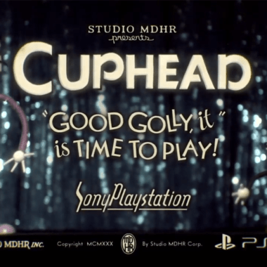 Tráiler Cuphead llega a PlayStation 4