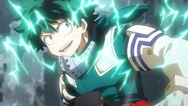 Deku My Hero Academia Naruto