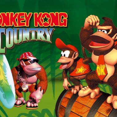 Donkey Kong Country Switch Nintendo