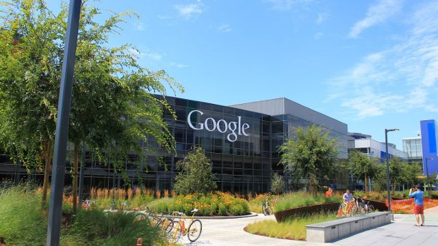Google Empleados Julio 2021