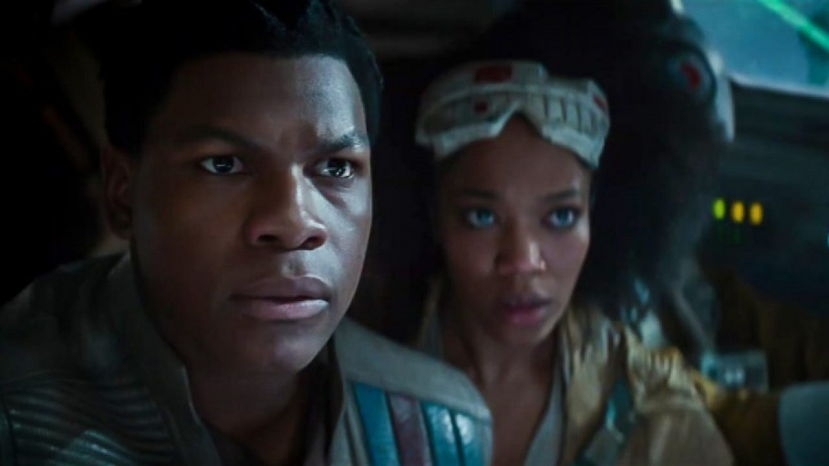 John Boyega no volverá a interpretar a Finn Star Wars