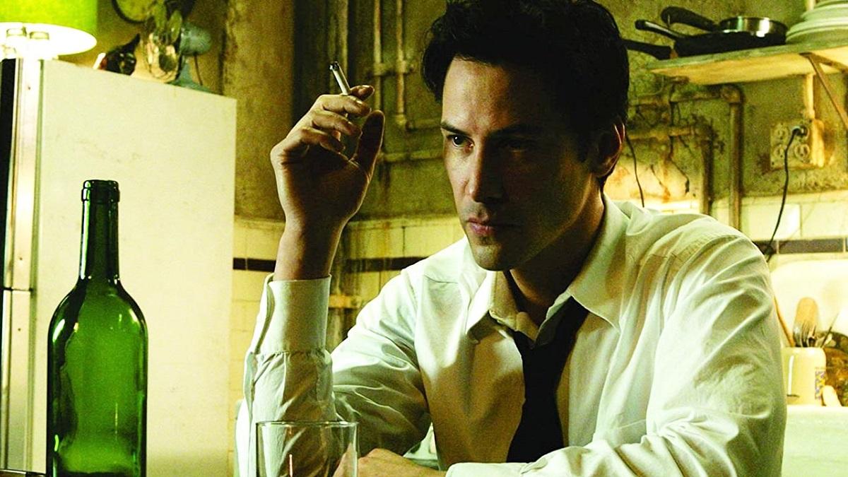 Keanu Reeves Fanart Constantine