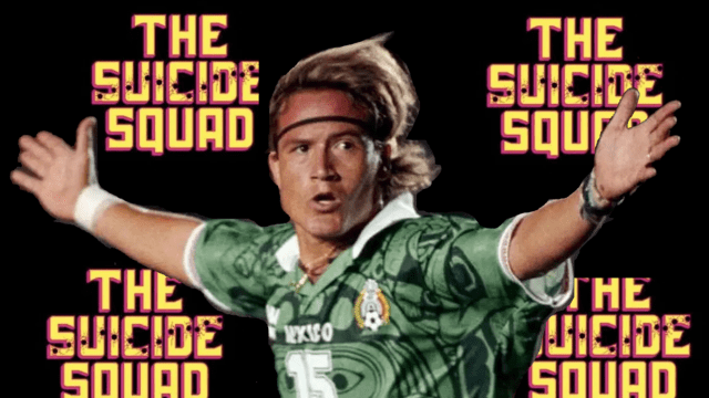 Luis Hernández Matador Yondu Suicide Squad James Gunn