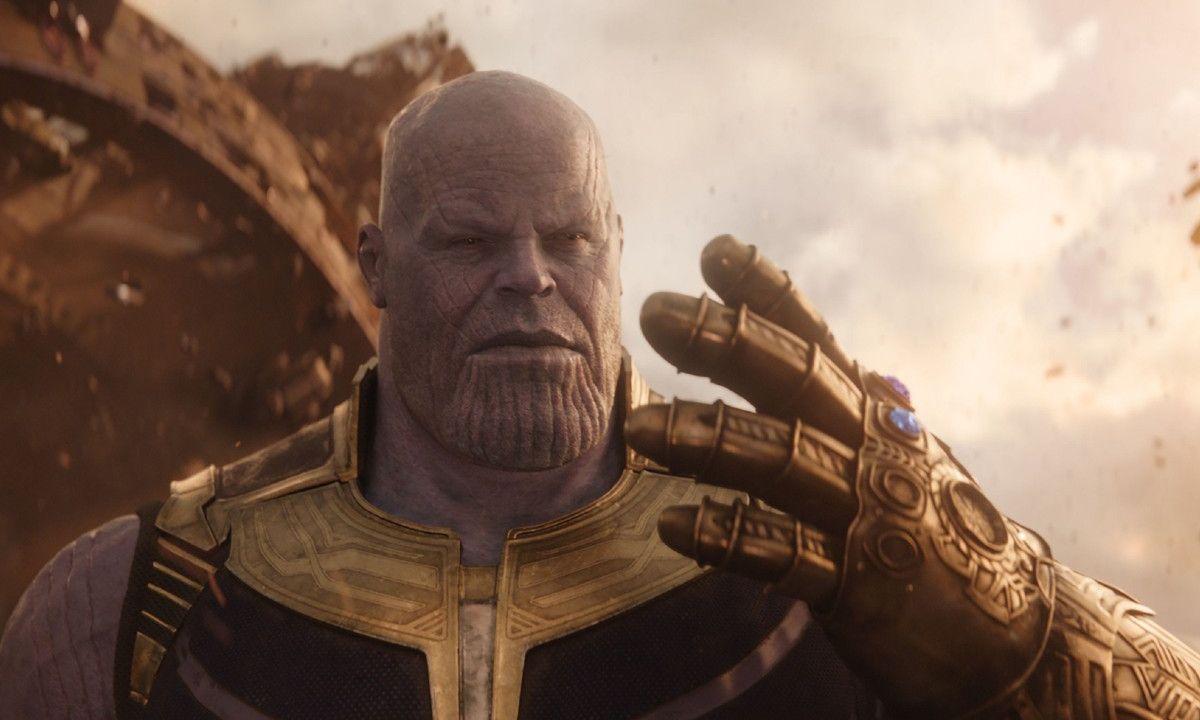 Thanos Avengers Marvel Gemas Infinito Russo