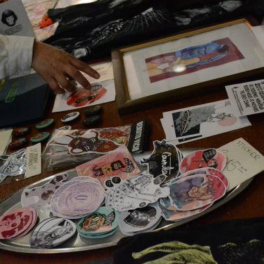 Matazano Exe Feria Virtual Serigrafía