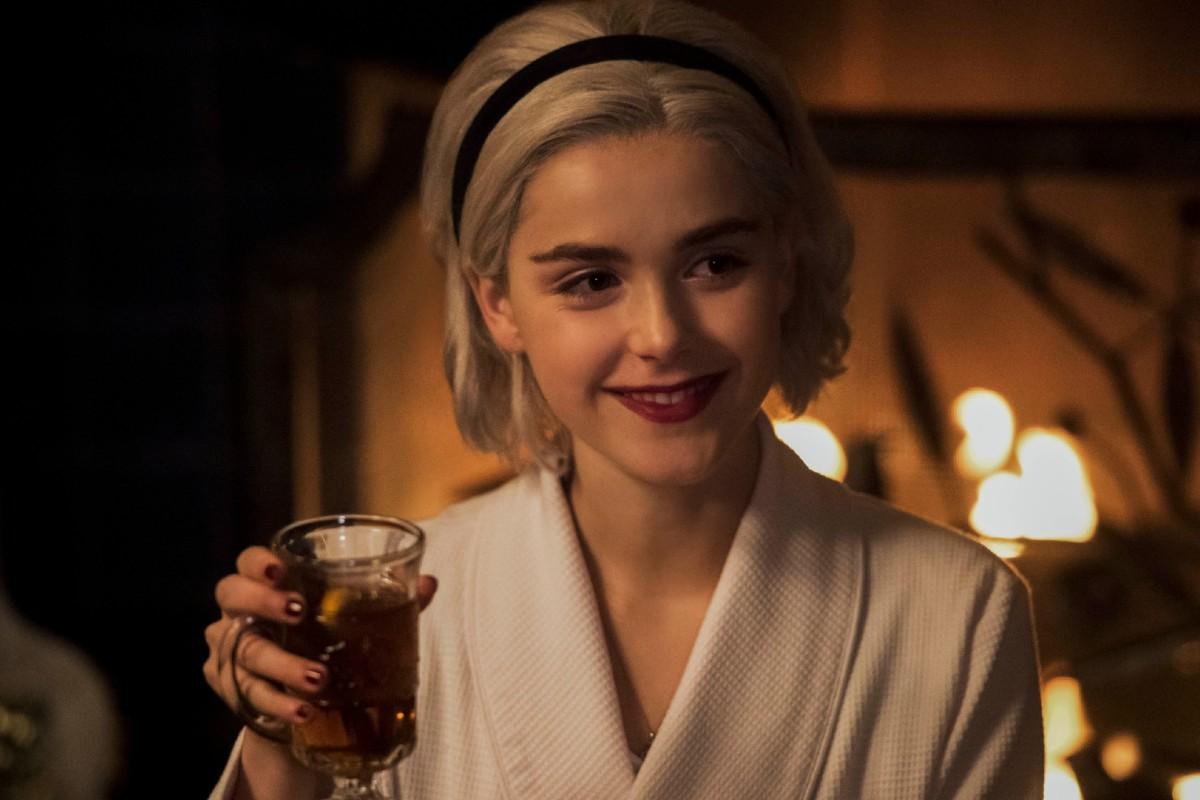 Netflix Cancelación Chilling Adventures of Sabrina