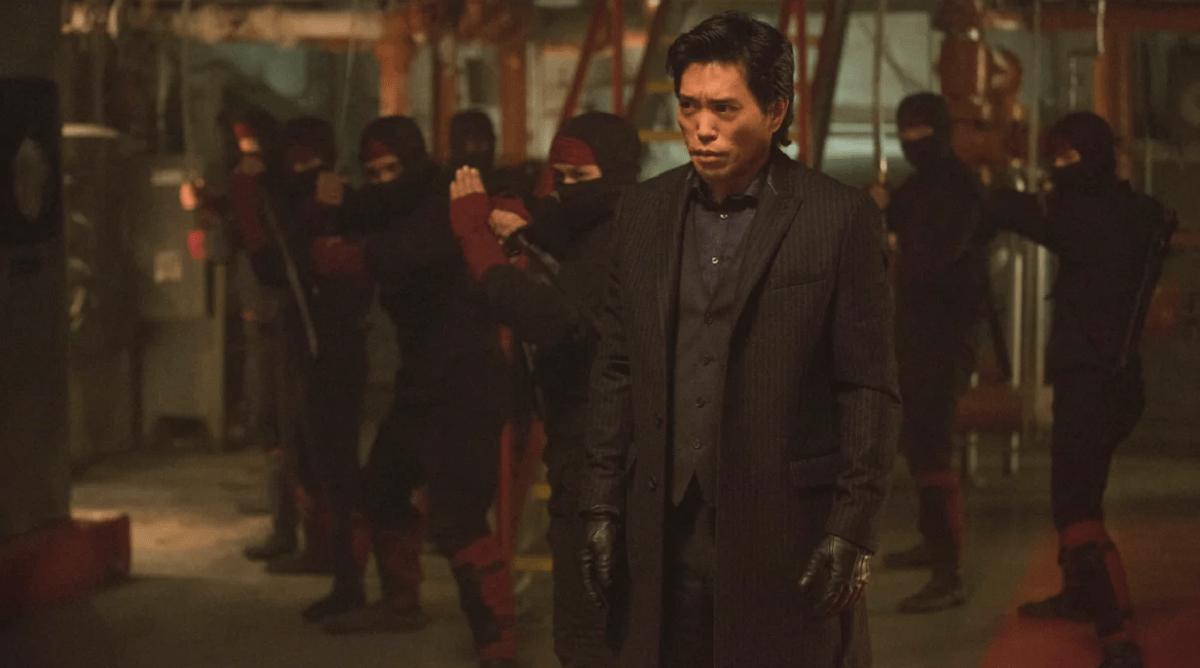 Peter Shinkoda Racismo Serie Daredevil