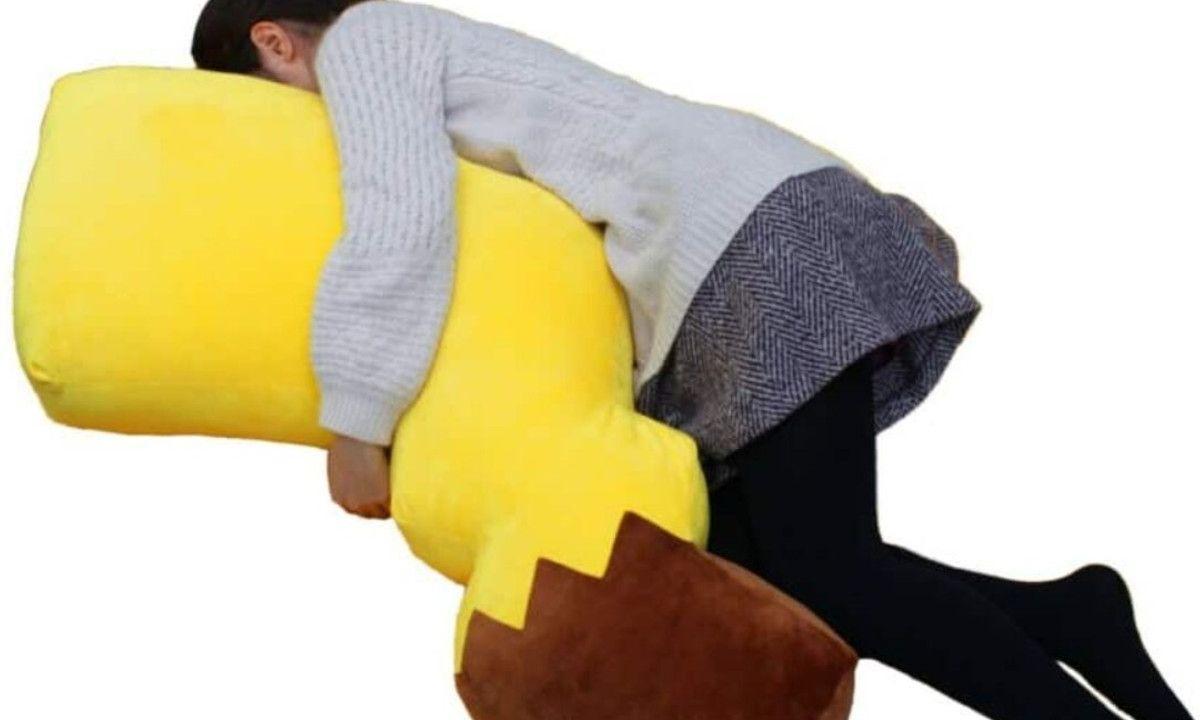 Pikachu Almohada Gigante Pokémon