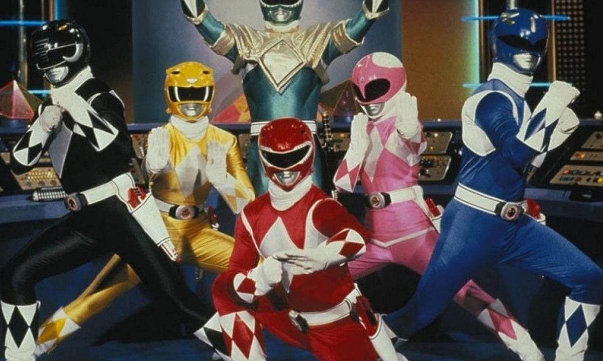 Power Rangers Película Detalles