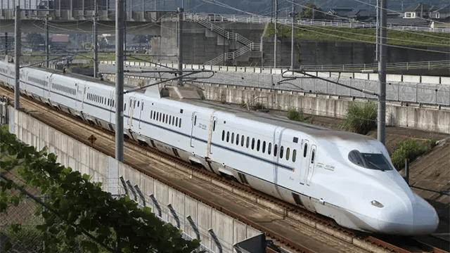 Nuevo tren bala Shinkansen N700S