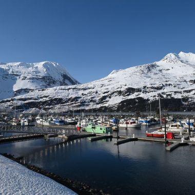Sismo Península Alaska Alerta Tsunami
