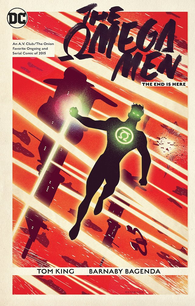 The Omega Men, Tom King, Portada, Imagen
