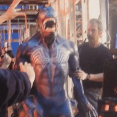 nimatronic original de Venom de Spider-Man 3