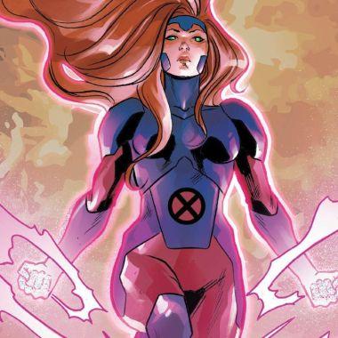X Men Jean Grey Cosplay